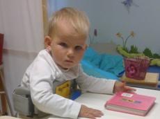 Afb meisje 2 jaar